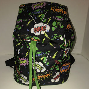 TNNT Comic Style Nickelodeon Back Pack